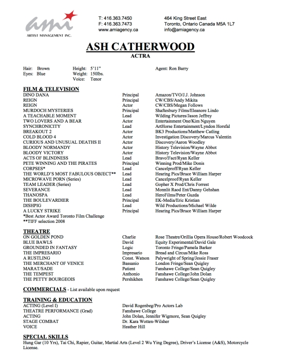 Ash Catherwood - February 27 2017